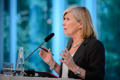 Chantal Mouffe by Stephan Röhl / Heinrich Böll Stiftung (CC license)